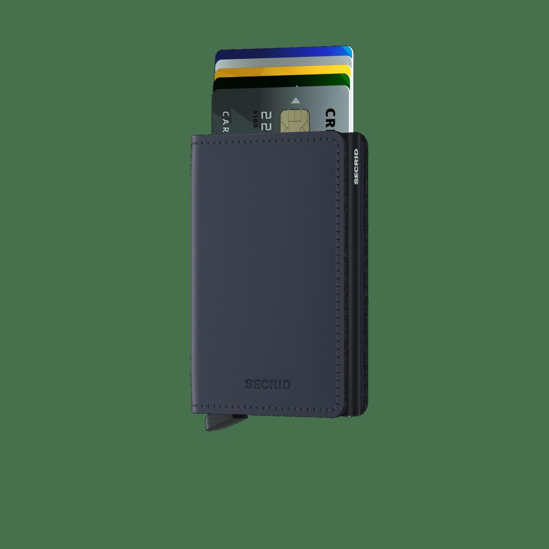 Secrid_S-_Matte_Night_Blue_Front_Cards