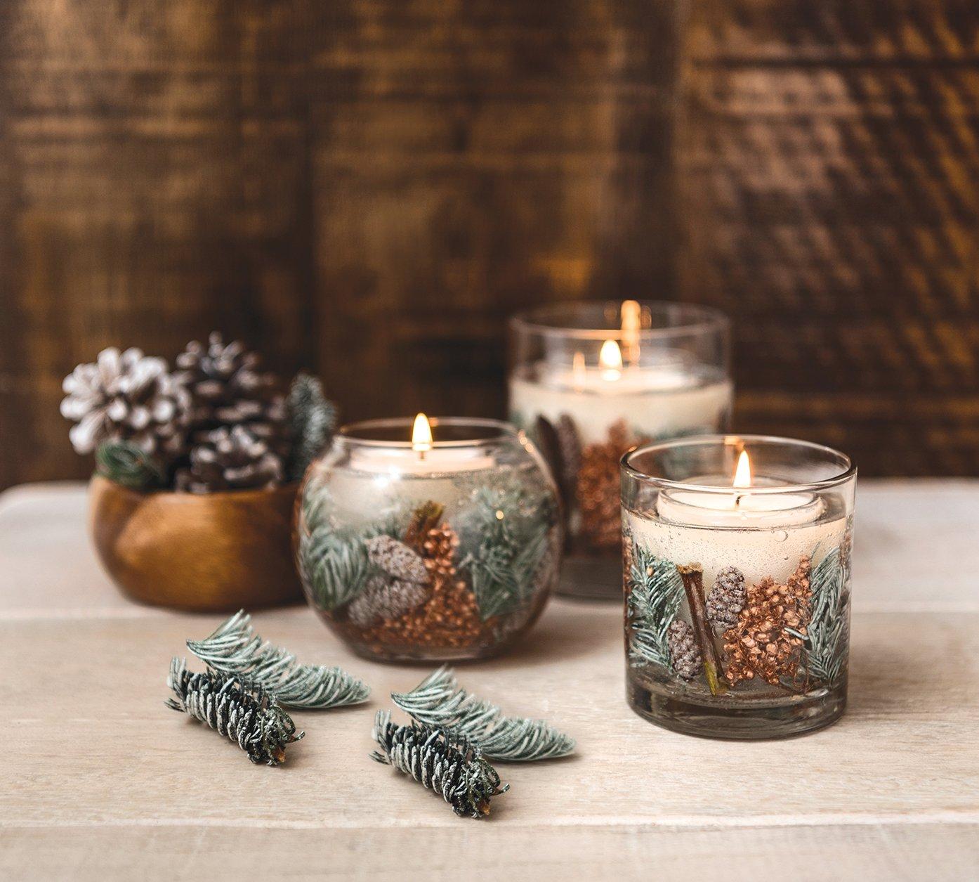 juniper berry & cedar gel lifestyle