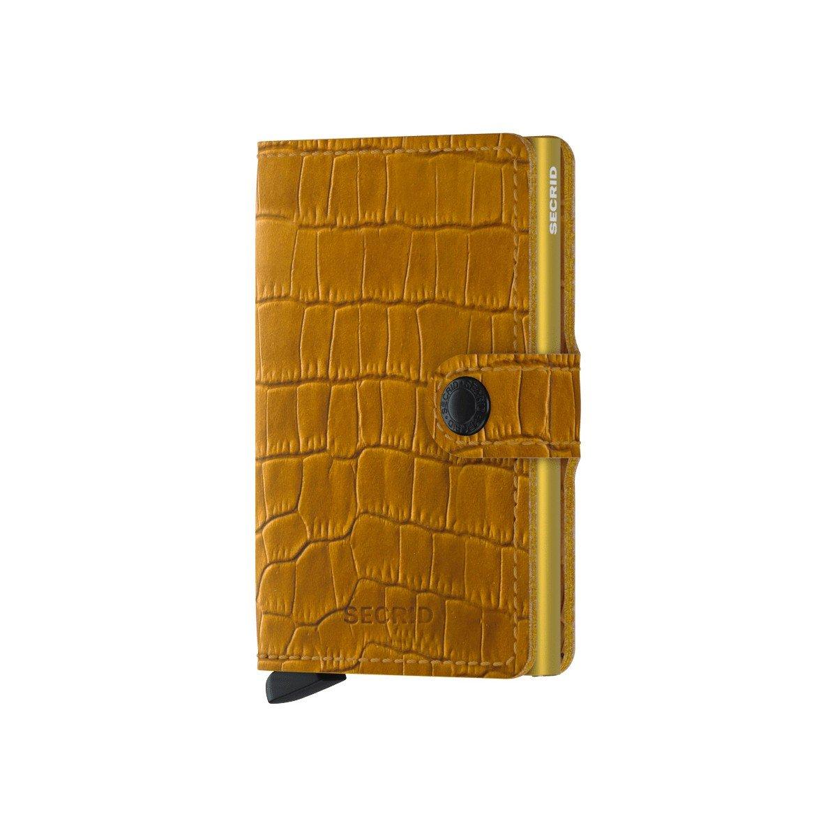 secrid-miniwallet-cleo yellow